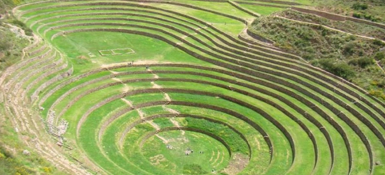 Salts Flats Of Maras And The Moray Terraces Half Day